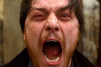 James McAvoy Filth Epic Face 2