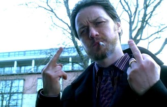James McAvoy Filth Epic Face 3