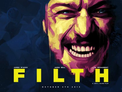 filth movie poster